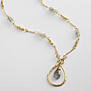 Thai Thundercloud Necklace