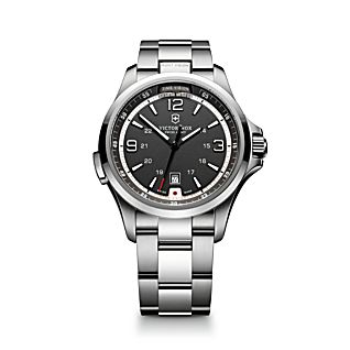 View Victorinox Stainless-steel Night Vision Watch image