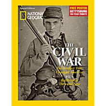 National Geographic The Civil War Special Issue
