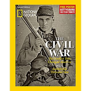 View National Geographic The Civil War Special Issue image