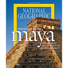 Mysteries of the Maya Special Issue, 2013