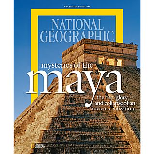 View National Geographic Mysteries of the Maya Special Issue image