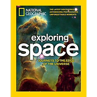 View National Geographic Exploring Space Special Issue image