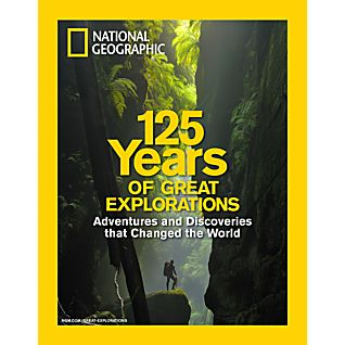 View National Geographic 125 Years of Great Explorations Special Issue image