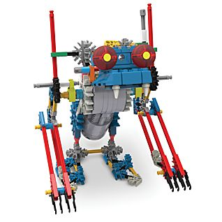 K'nex Robo Creatures - Set of 3