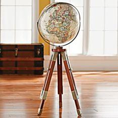 Eaton IIl Tripod Globe, 2012