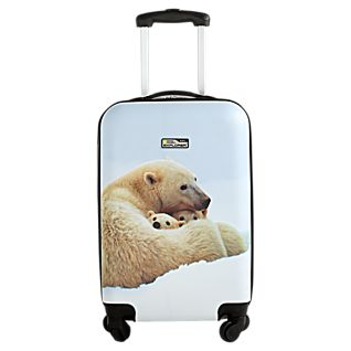 20-inch Polar Bear Hard-side Luggage