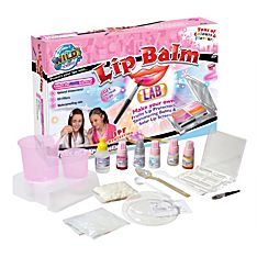 Lip Balm Lab Science Kit, Ages 10 and Up