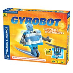 Gyrobot - Gyroscopic Robot Kit