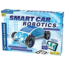Smart Car Robotics Kit, Ages 10 and Up