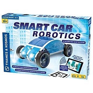 View Smart Car Robotics Kit image