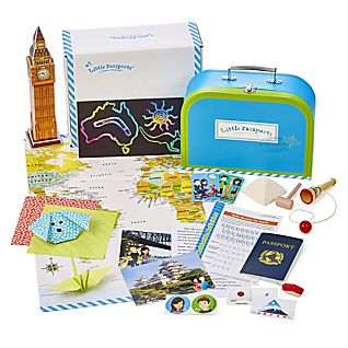 View Little Passports World Edition - One-year Subscription image