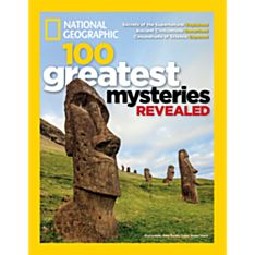 100 Greatest Mysteries Revealed Special Issue, 2013