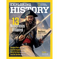 Exploring History: 13 Villains Special Issue, 2013
