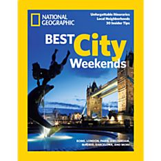 Best City Weekends Special Issue, 2013