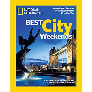 View National Geographic Best City Weekends Special Issue image