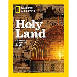 View National Geographic Holy Land: Crossroads of Faith and Conflict Special Issue image