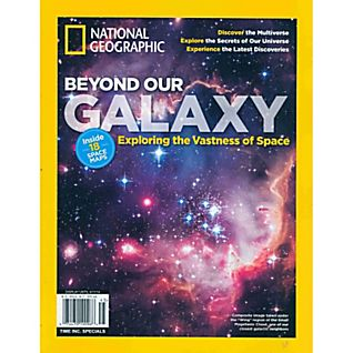 National Geographic Beyond Our Galaxy Special Issue