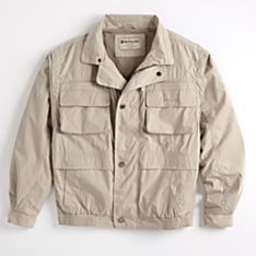 Travel Friendly Jackets for Men with Pockets