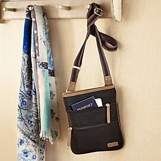 Cross-body Travel Bag