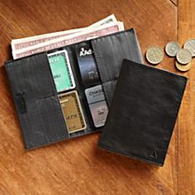 Men's Coin Pocket Travel Wallet