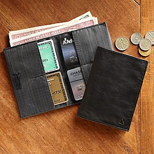 Coin Pocket Travel Wallet