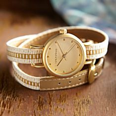 Sanada Obi Wrap Watch, Made in Japan