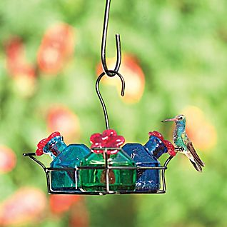 View Hummingbird Bouquet Feeder image