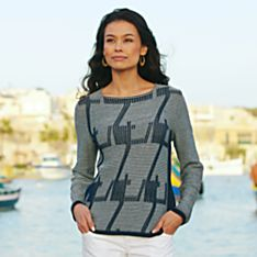 Women's Jylland Pullover Sweater