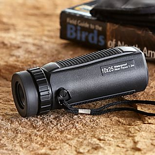 View 10 x 25 Waterproof Monocular image