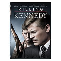 Killing Kennedy DVD