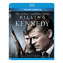 Killing Kennedy Blu-Ray, 2014