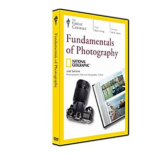 View Fundamentals Of Photography Course on DVD image