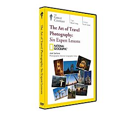 The Art of Travel Photography DVD, 2013
