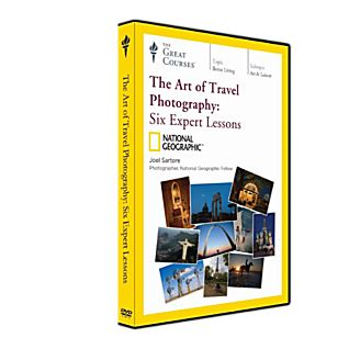 The Art of Travel Photography Course on DVD