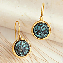 Reproduction Roman Coin Earrings