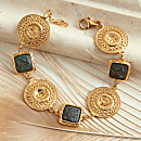 Reproduction Roman Coin Bracelet