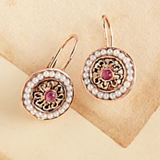 Handcrafted Medici Earrings
