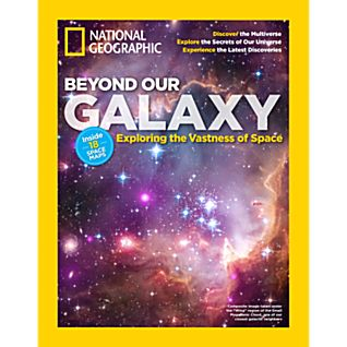 View National Geographic Beyond Our Galaxy Special Issue image