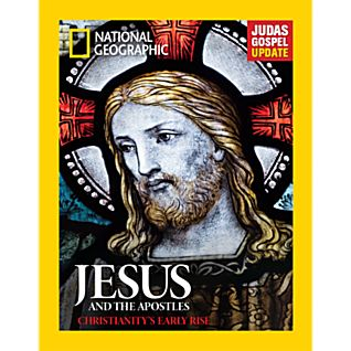 View National Geographic Jesus and the Apostles Special Issue image