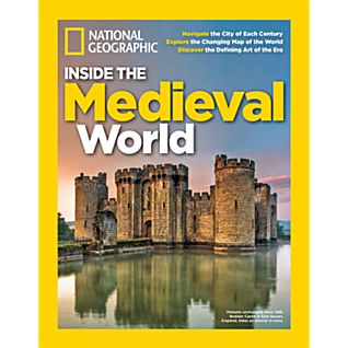 View National Geographic Inside the Medieval World Special Issue image