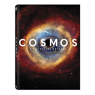View Cosmos: A Spacetime Odyssey DVD image
