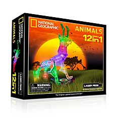 Laser Pegs: Animals, Ages 5 and Up