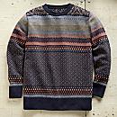 Serbian Kilim Sweater