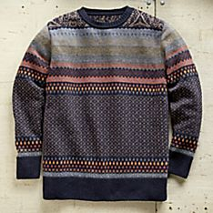 Andes Sweater Wool