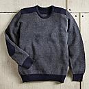 Scottish Bird's-eye Sweater