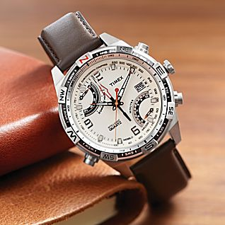 View Timex Fly-back Compass Watch image