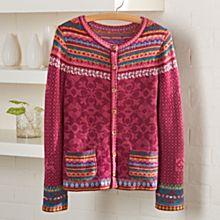 Danube Merino Wool Cardigan