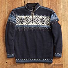 Men's Norwegian Apres-Ski Sweater