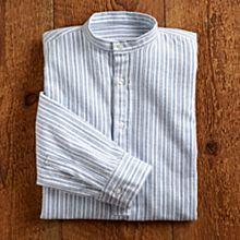 100% Cotton Irish Grandfather Shirt